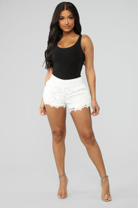 Rock With It Bodysuit - Black