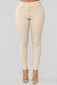 Workin Me Pants - Khaki