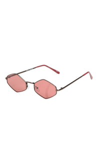 It's The  Wave Sunglasses - Burgundy
