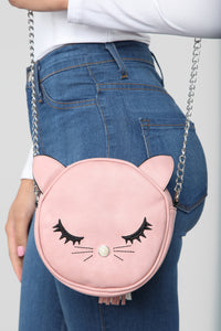 Prrfect Crossbody Bag - Pink