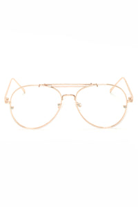 All My Love Sunglasses - Rose Gold
