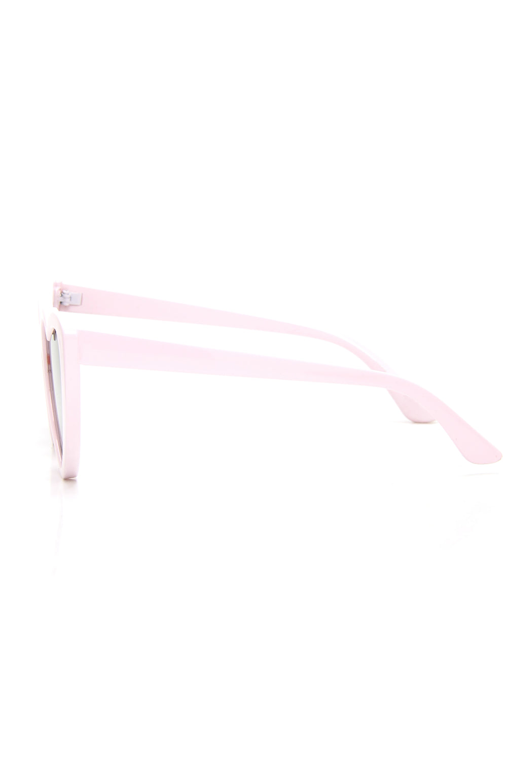 Got My Heart Eyes Sunglasses - Pink