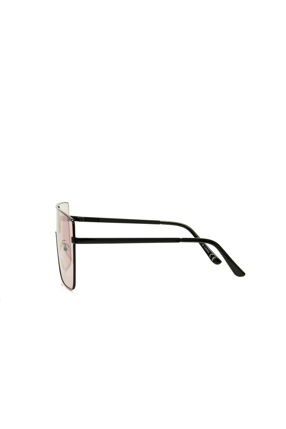 Lose Your Cool Sunglasses - Black
