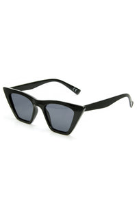 Manhattan Edge Sunglasses - Black Smoke