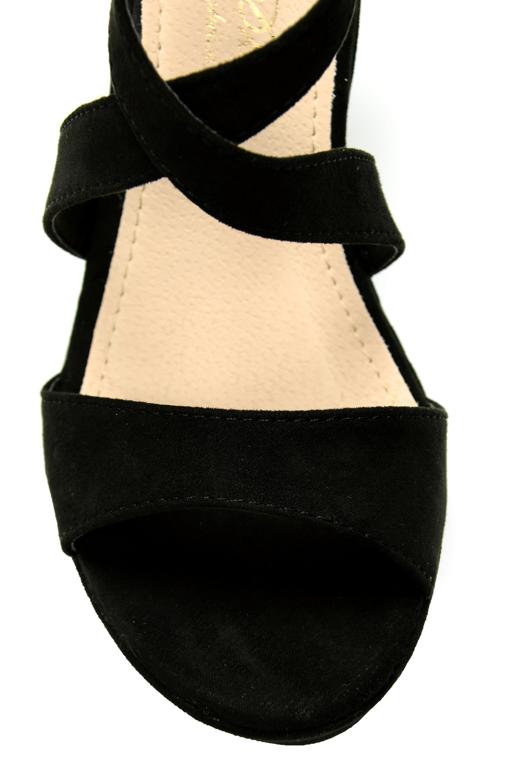 Going Places Wedge - Black