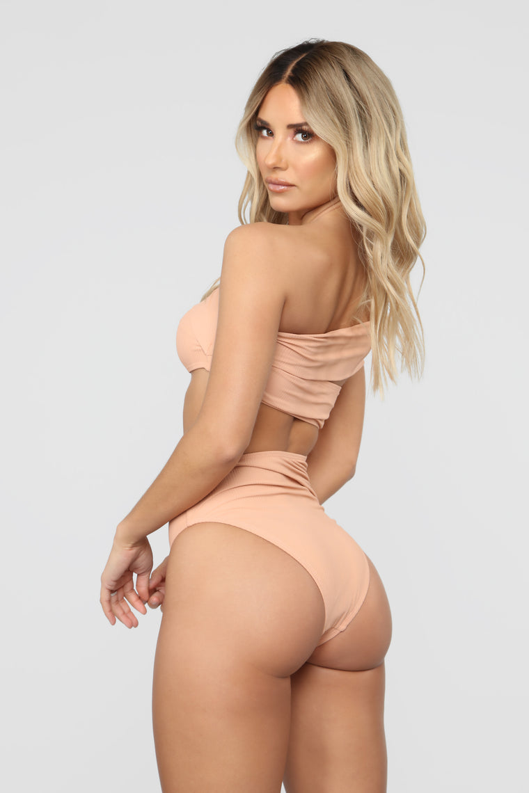 Try Me Swimsuit - Nude