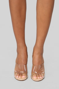 Wish You The Best Heeled Sandals - Nude