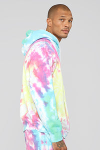 Source Hoodie - MultiColor