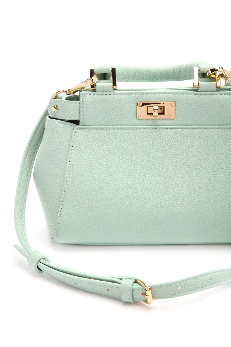 Always Tempting Bag - Mint