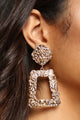Rare Beauty Earrings - Gold