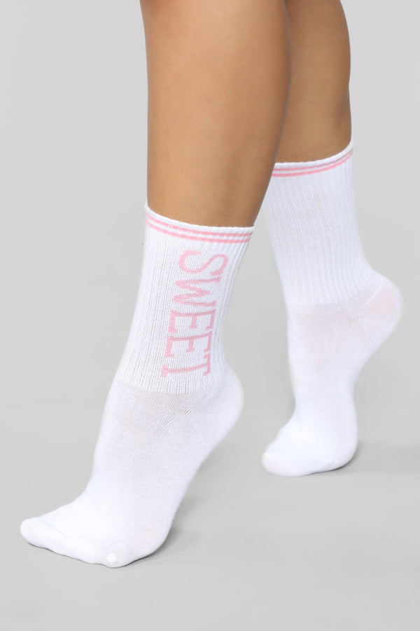 610e0b782 So Sweet Socks - Pink. Notify Me When Available