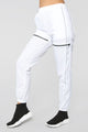 Zip It Lounge Set - White
