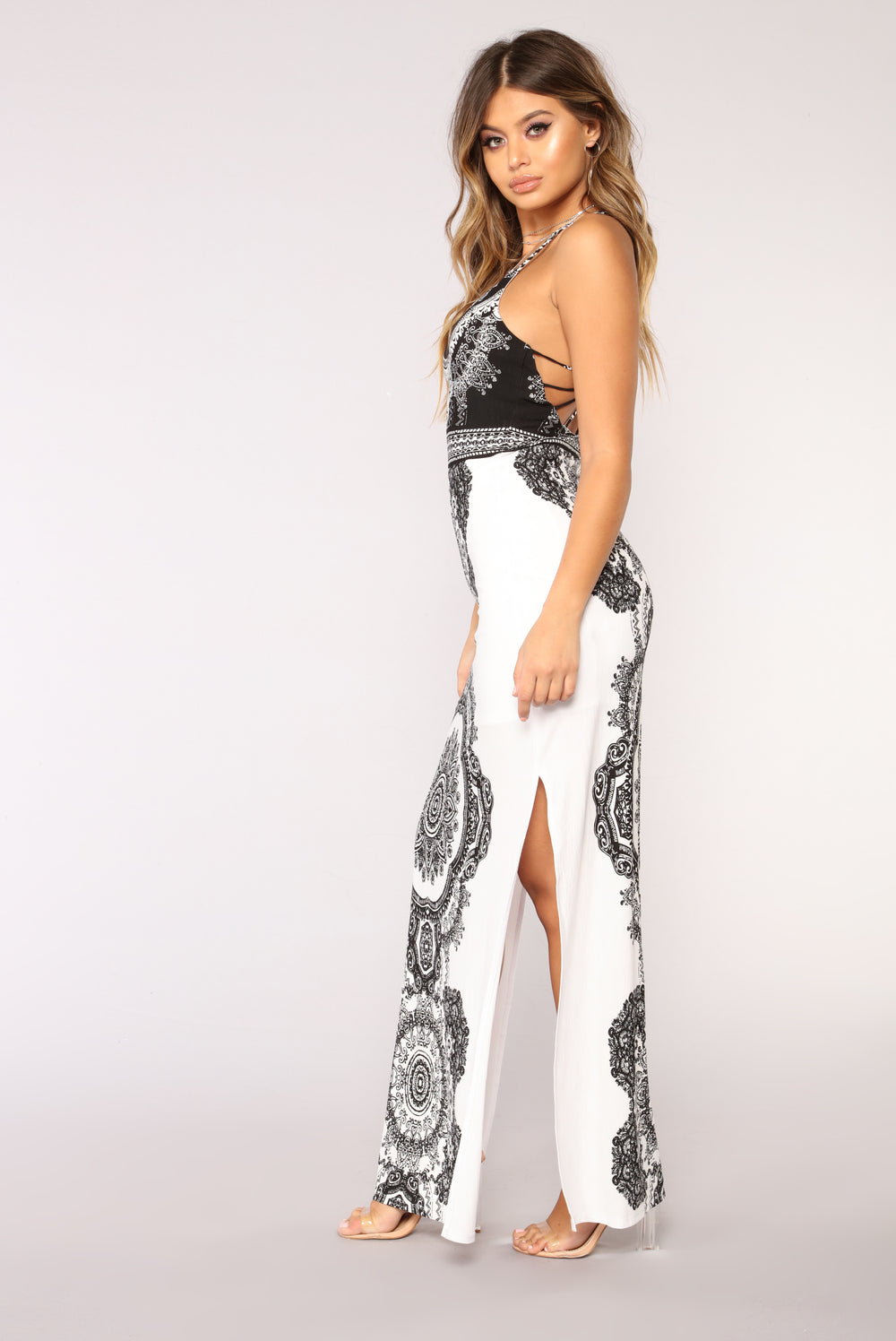 Seychelles Maxi Dress - White