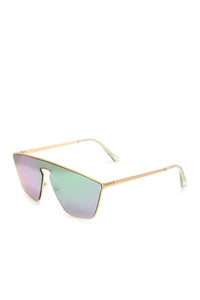 Cali Shield Sunglasses - Pink Multi