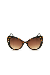 Shay Cat Eye Sunglasses - Tortoise