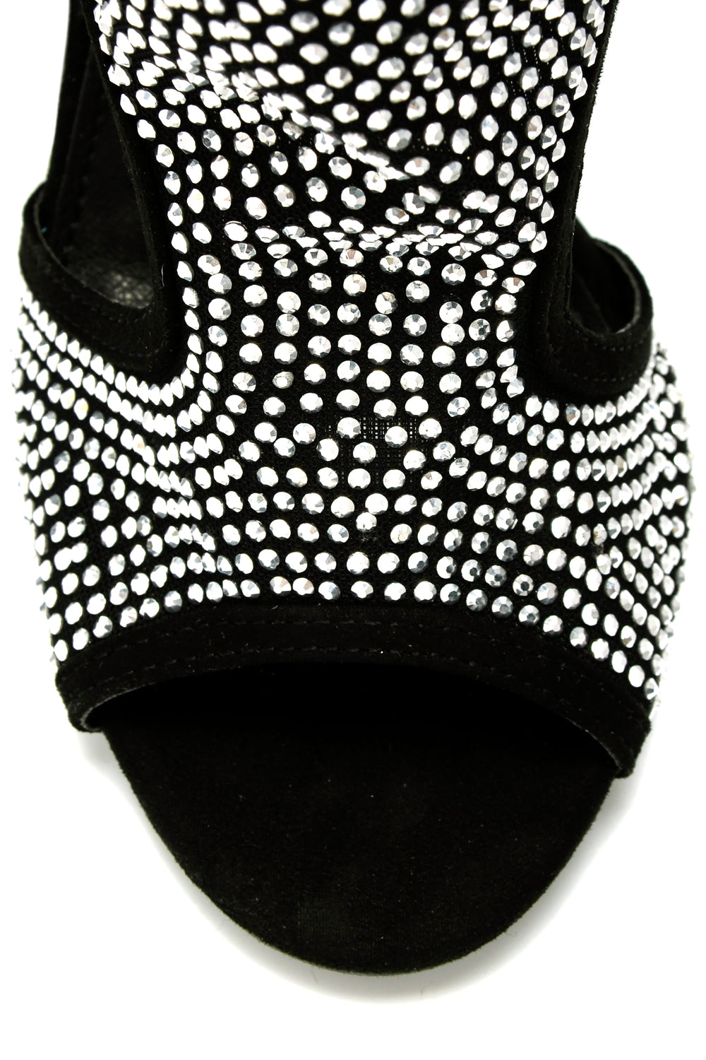 Starry Eyed Bootie - Black