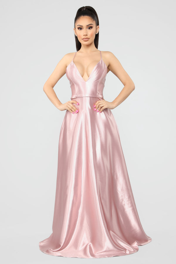 Evening Affair Maxi Dress - Lilac fbd47168b