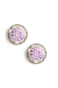 Small Details Stud Earrings - Silver