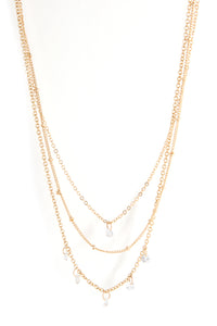 Dainty Little Thing Necklace - Gold