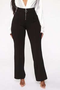 O Sweet Darling Wide Pant - Black Angle 1