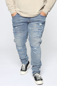 CT Skinny Jeans - Light Wash Angle 6