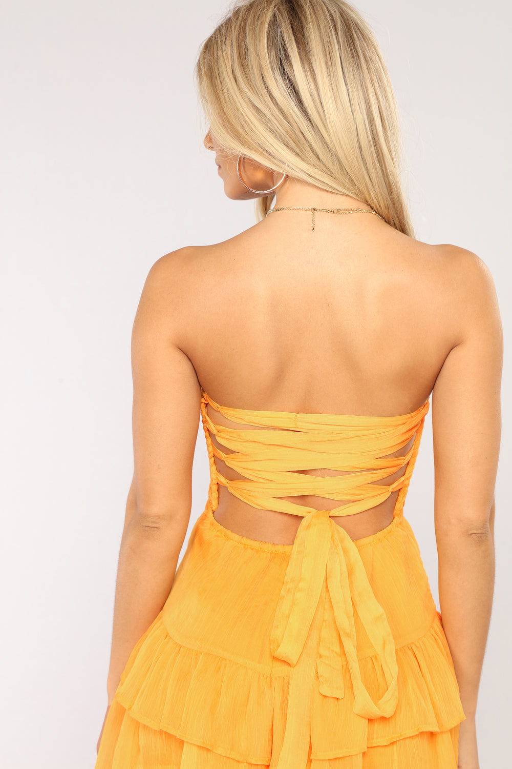 Day Dreamin' About This Romper - Yellow