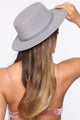 Go Get It Fedora - Grey