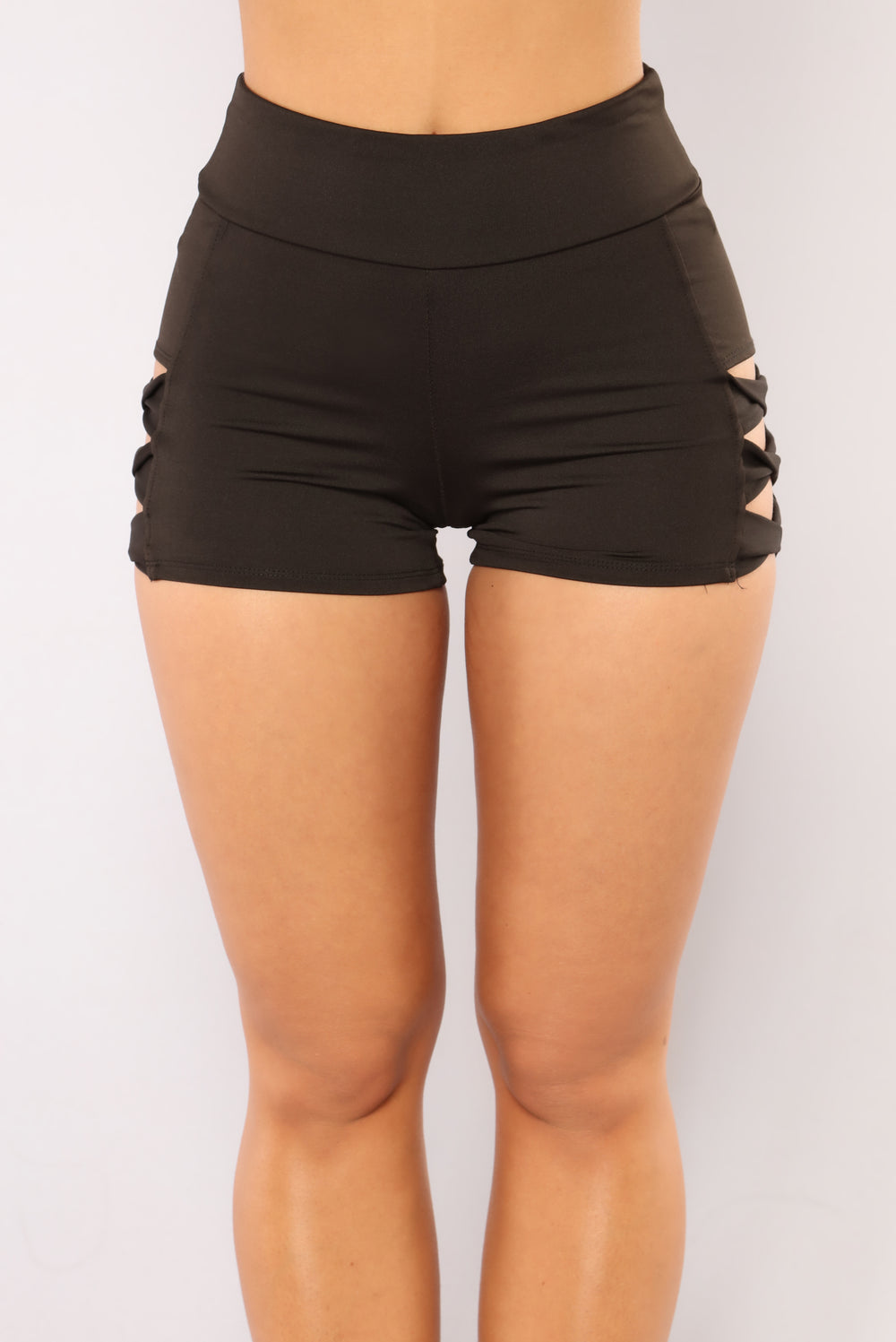 Another Perspective Shorts - Black