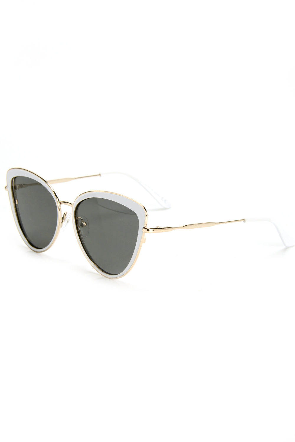 Paradise Sunglasses - White