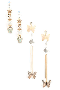 All The Honeys Earring Set - Multi Angle 1