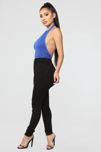 Get Like Me Bodysuit - Royal