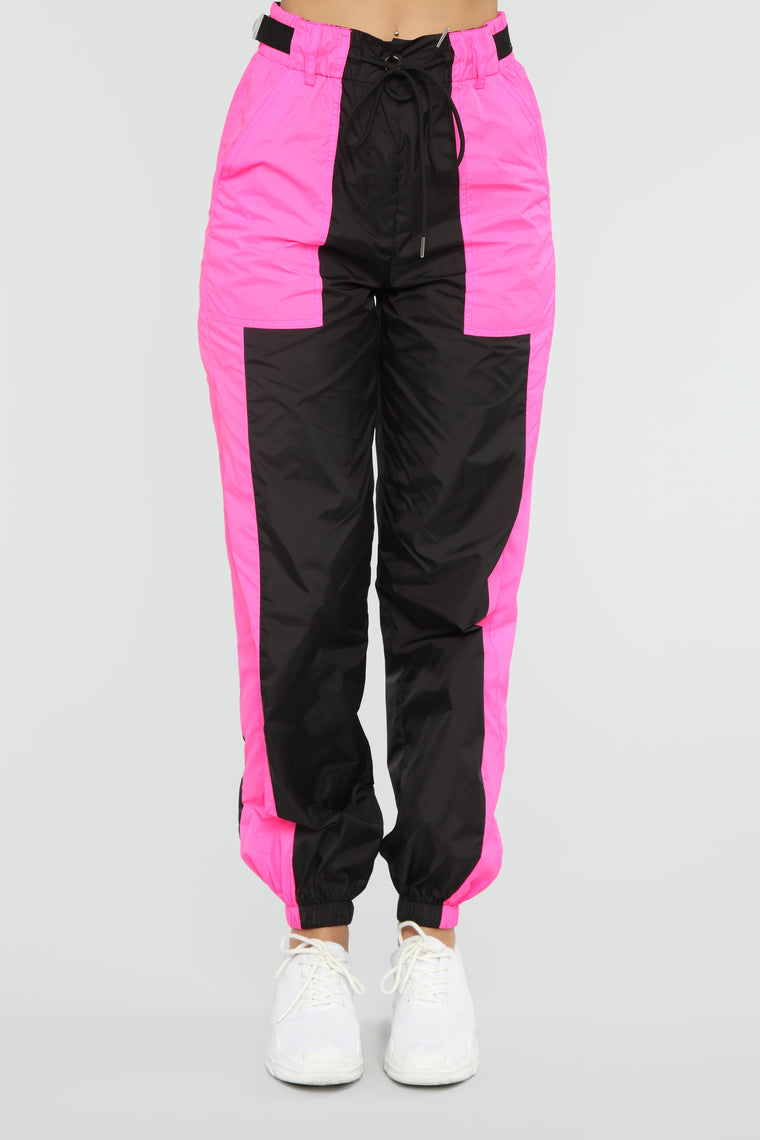 Jet Set Ready Jogger - Black