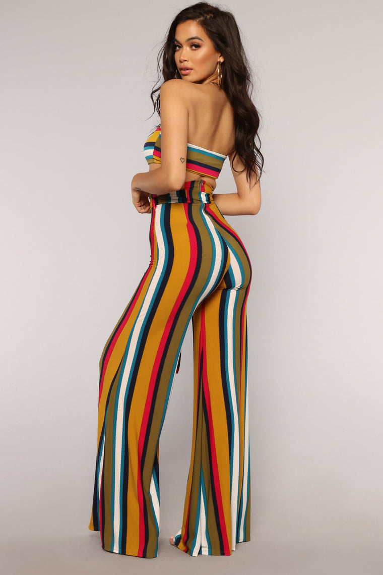 Mandalay Bay Stripe Set - Multi