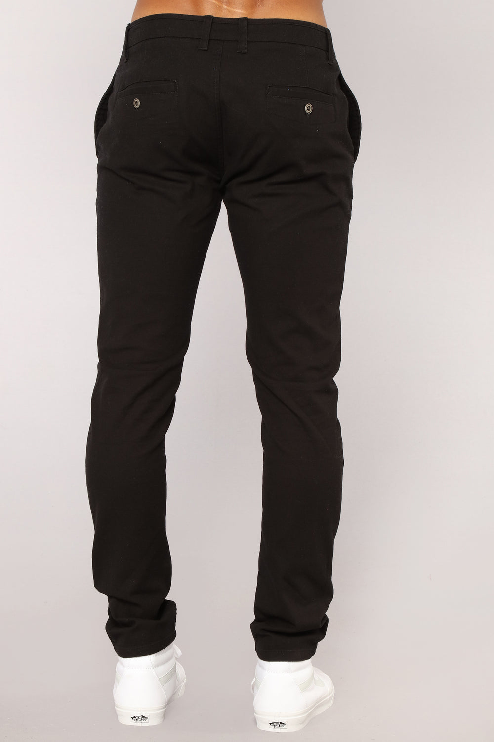 Gambino Chino Pants - Black