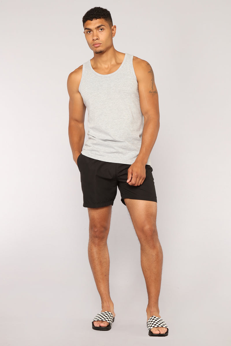 Banks Board Shorts - Black