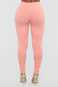 Feelin' Bubbly Pant Set - Coral Angle 8