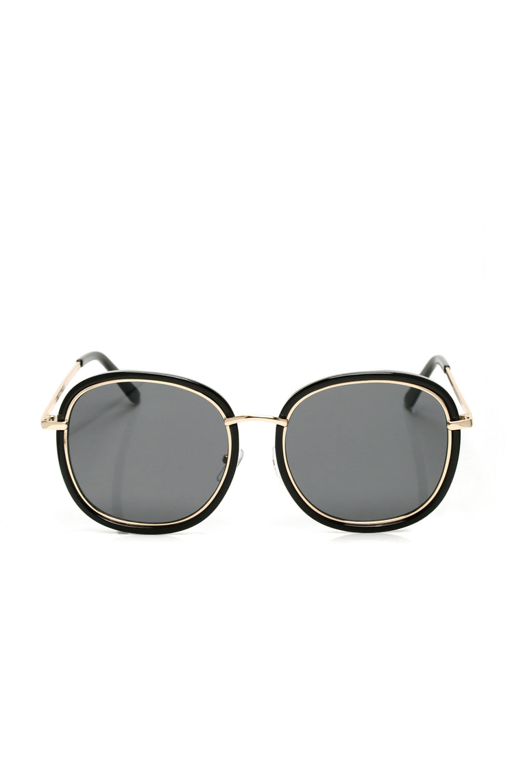 This Is Major Sunglasses - Black
