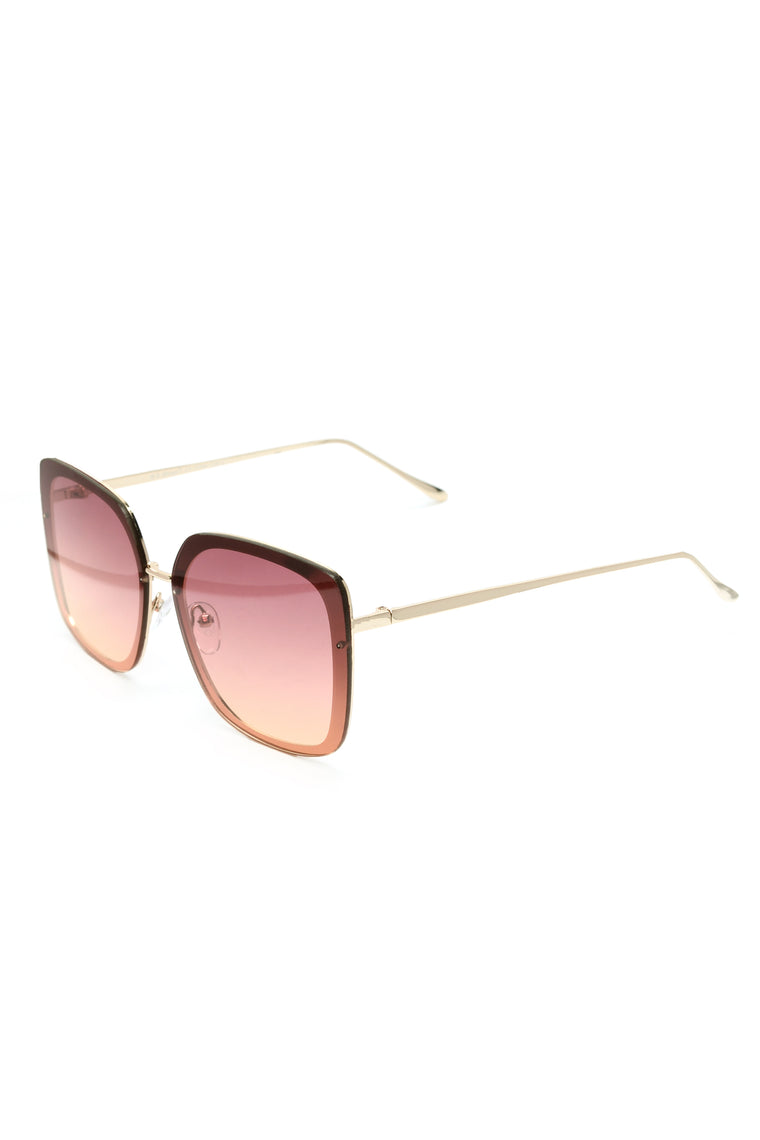 Lets Groove Tonight Sunglasses - Pink/combo