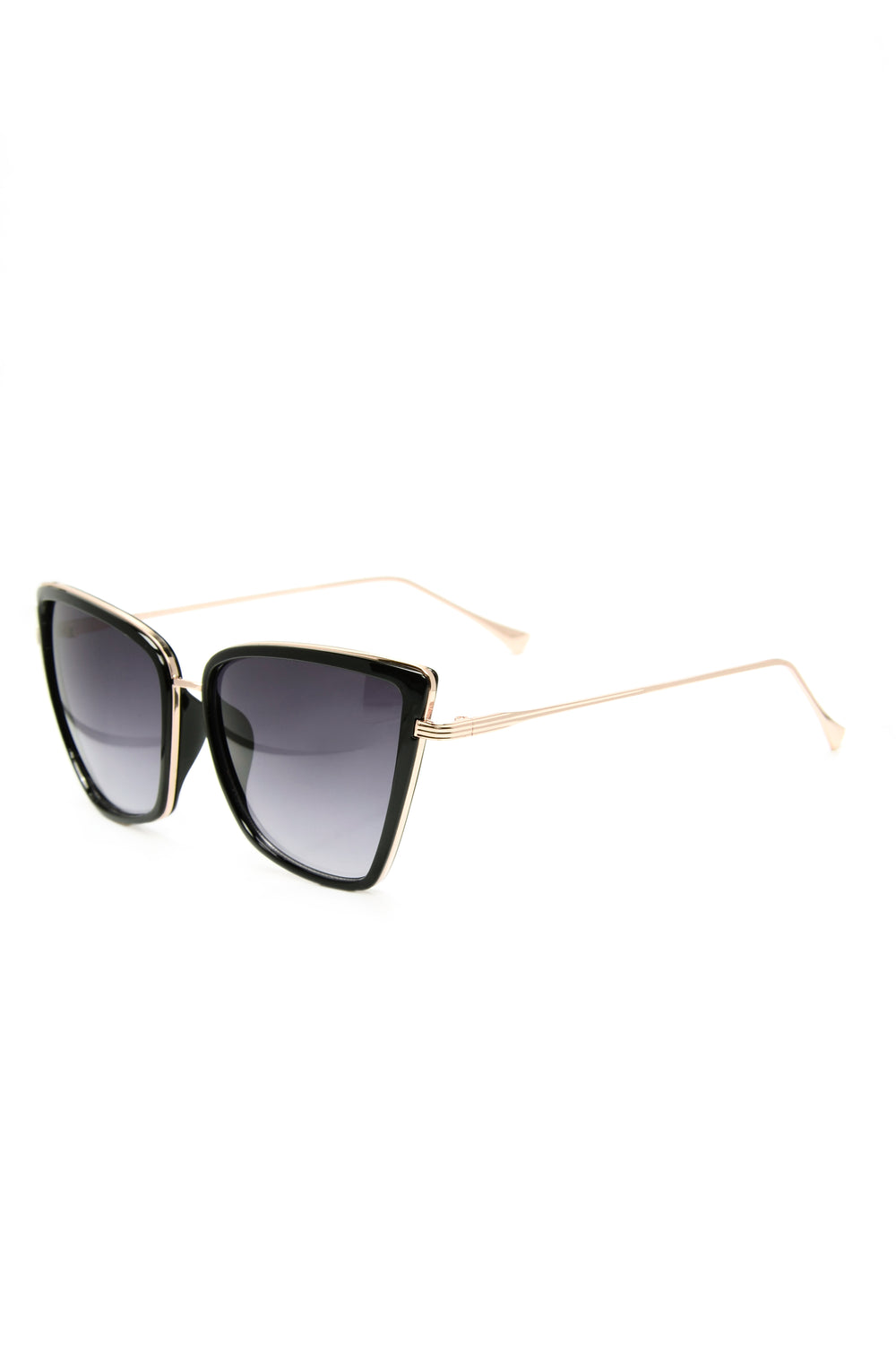 On The Low Sunglasses - Black