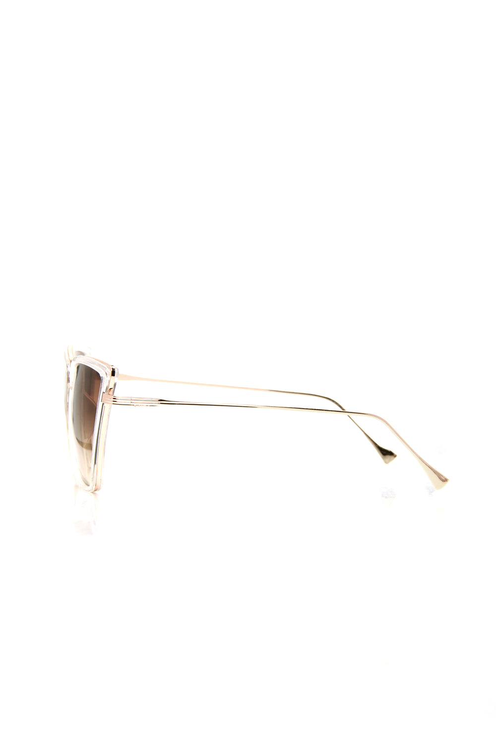 On The Low Sunglasses - Clear