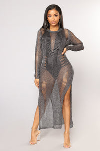 Forever Glam Cover Up - Gunmetal