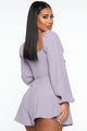 Million Loves Romper - Lavender