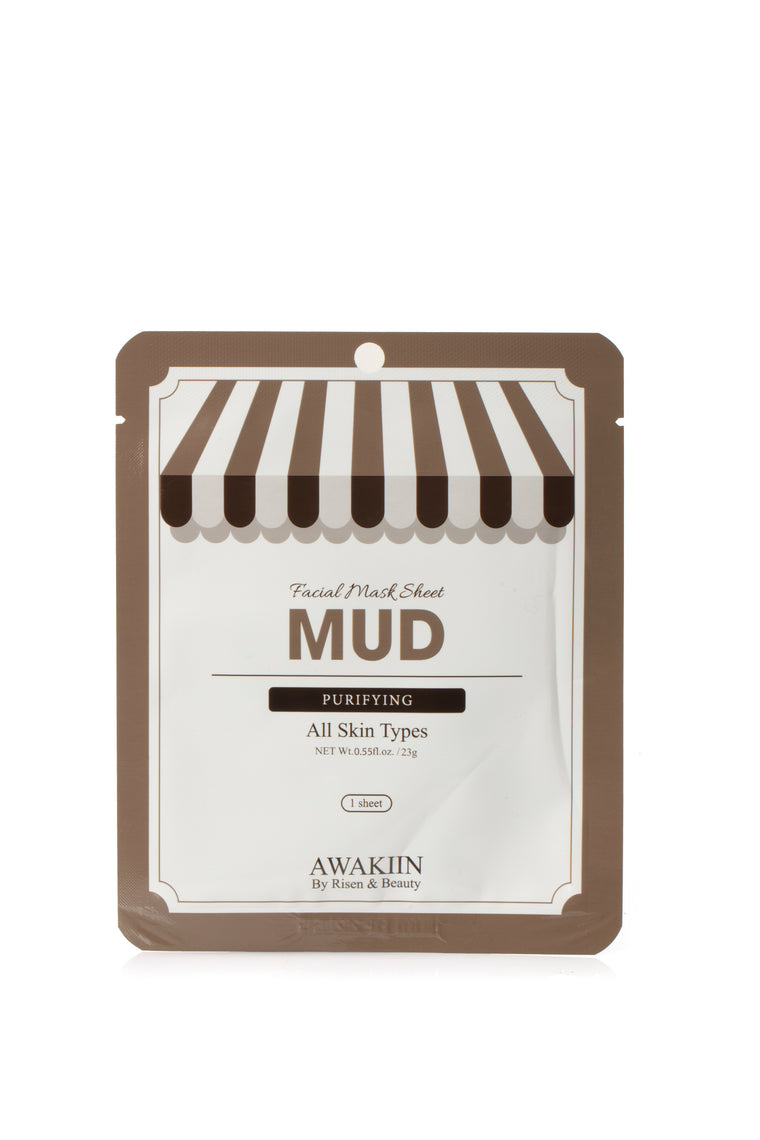 Awaiikin Face Mask - Mud