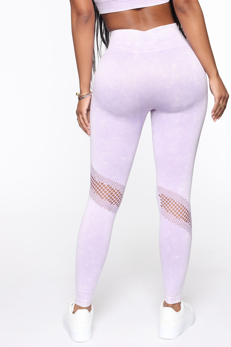 Focus Active Legging In Infinity Seamless - Lavender