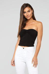 Deep In Love Top - Black Angle 1