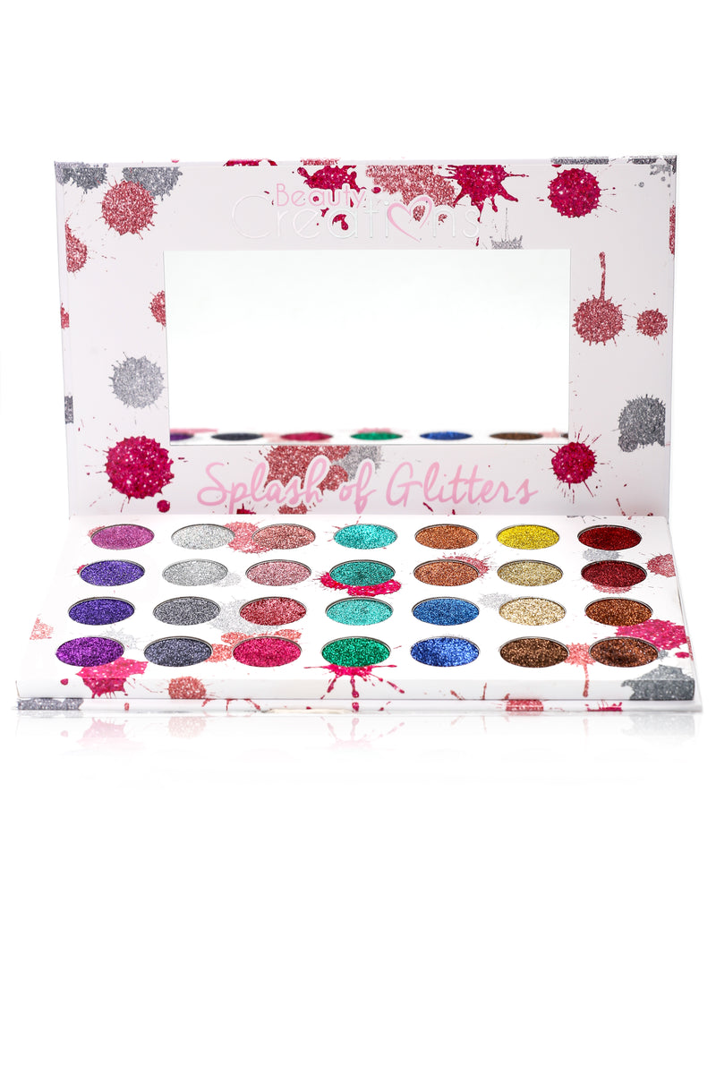 Beauty Creations Splash Of Glitters Palette - Multi