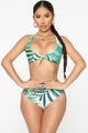 For Eternity Bikini - White Tropical
