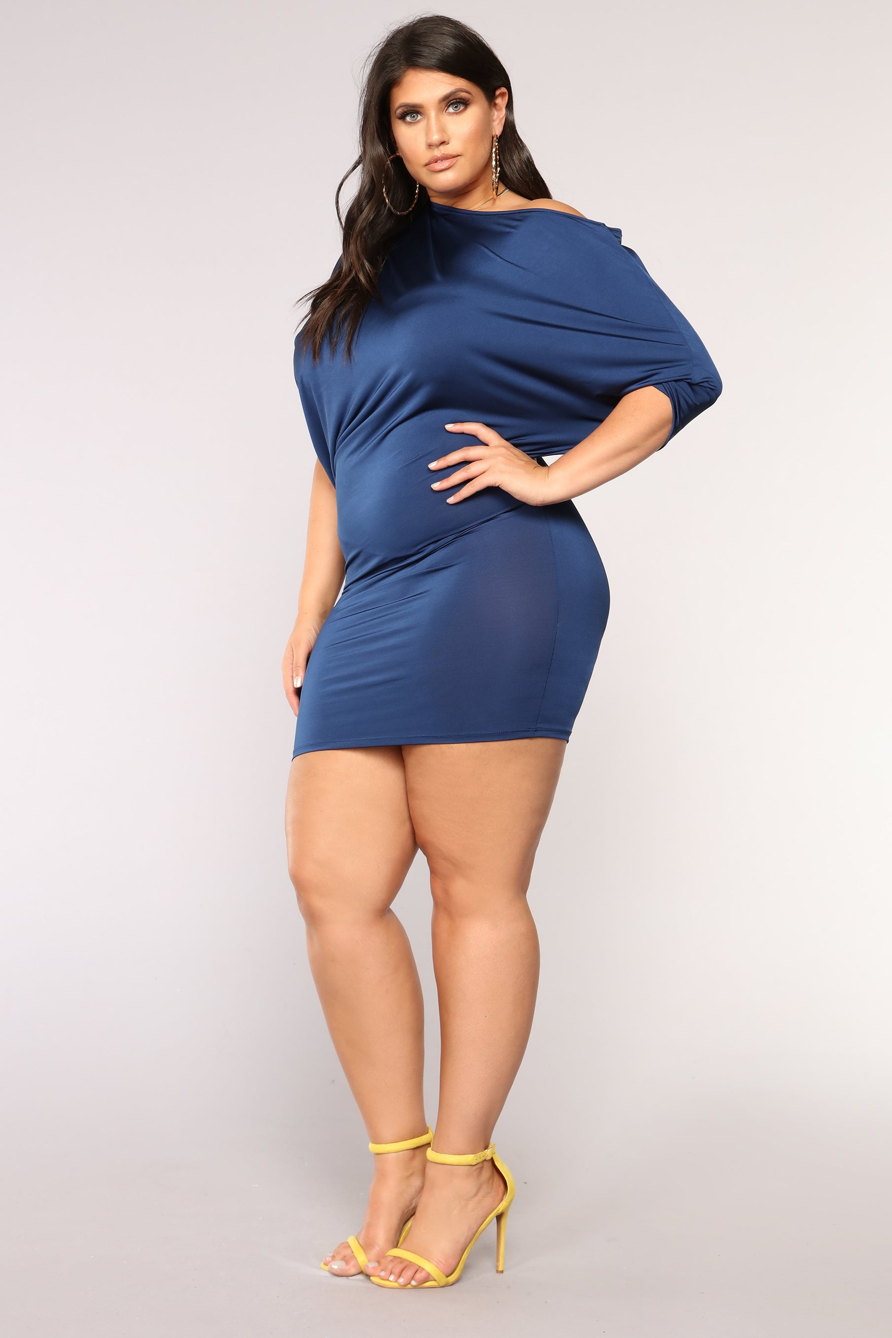Wd bbw clothes try out