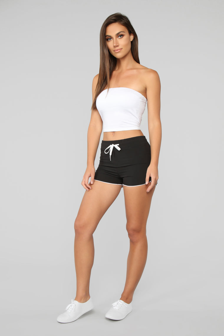 My Fave Running Shorts - Black