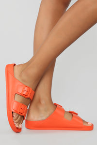 Addictive Sliders - Neon Orange Angle 1